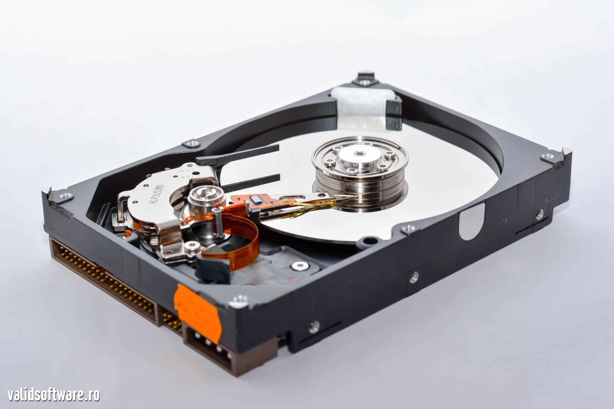 hard disk vedere interior 1