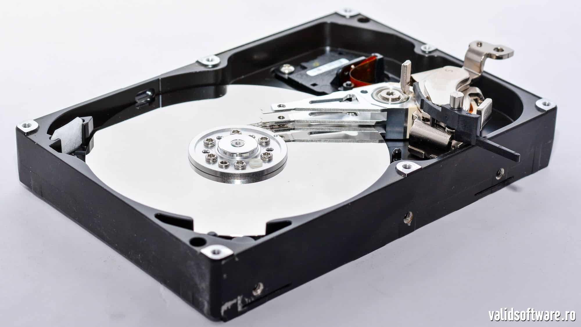 hard disk vedere interior 3